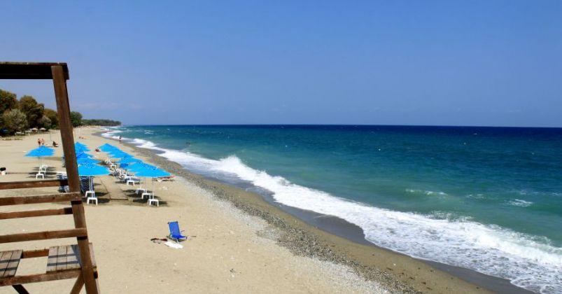 Řecko › Olympská riviéra › Neos Panteleimonas