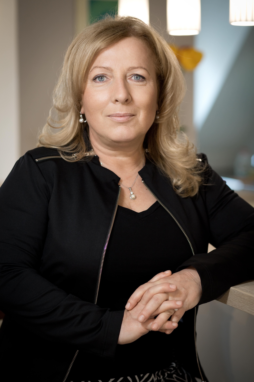 Sotira Korecká Margaritopulu, ředitelka CK - Řecko 2016 - Executive director