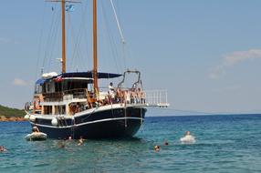 Řecko - plavba